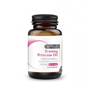 Evening Primrose Oil 60 Softgels bottle