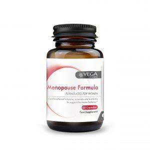 Menopause Formula 60 capsules bottle